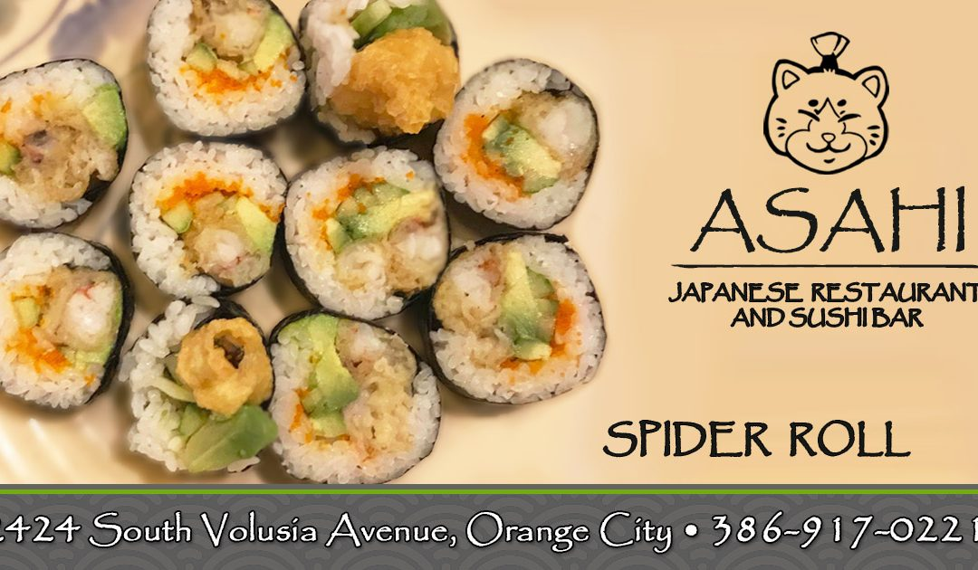 Sweet Spider Rolls are Here!